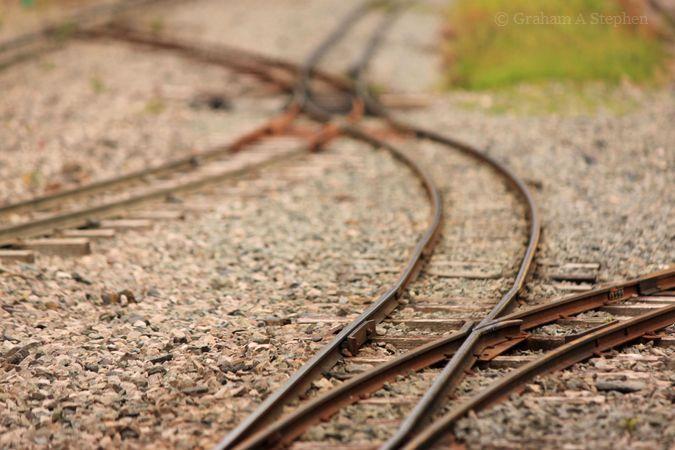 7¼ inch gauge track