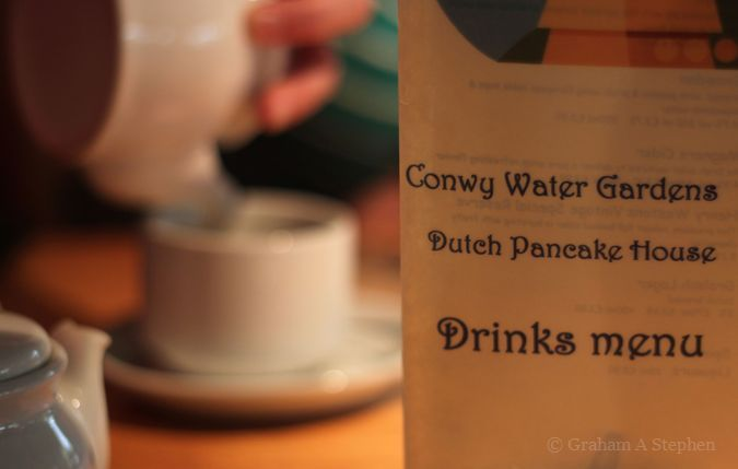 Dutch Pancake House, Conwy Water Gardens