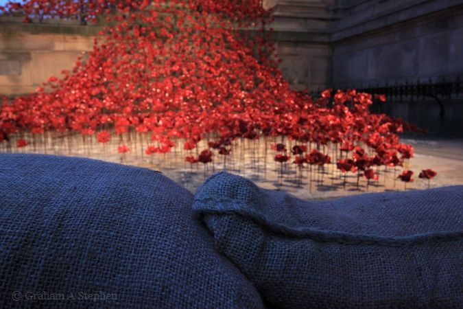 Weeping Window, St George's Hall