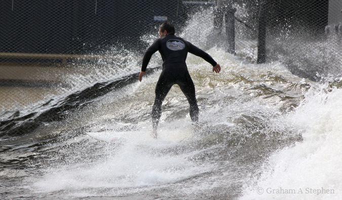 Surf Snowdonia, August 2015