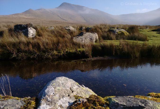 Afon Llafar Weir, November 2015