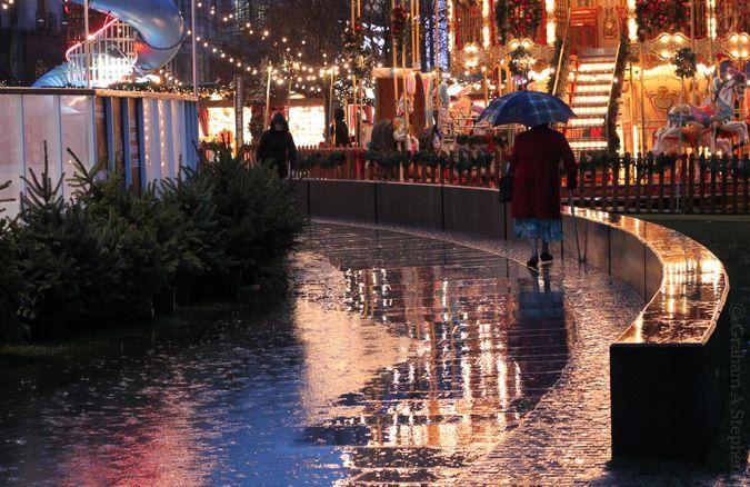 Edinburgh's Christmas 2015, St Andrew's Square