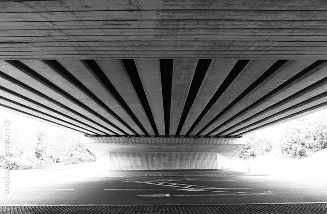 A55 Bridge, Colwyn Bay