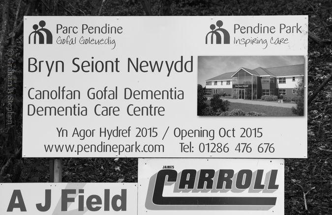 Bryn Seiont Newydd