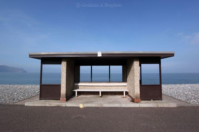 North Shore Beach, Llandudno