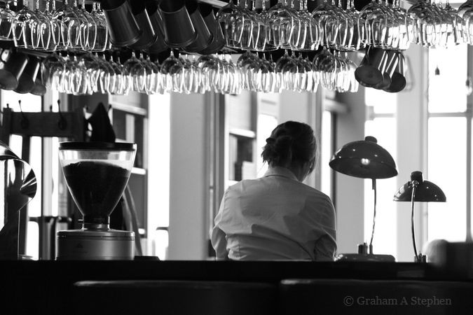 Bryn Williams Bar Café, Porth Eirias