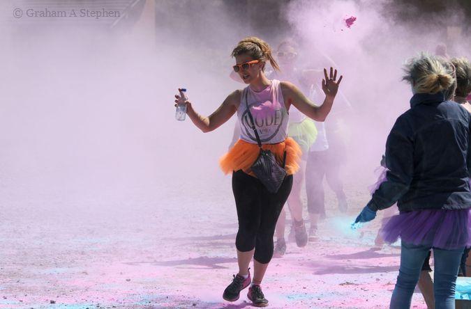 Colour Run, Llandudno