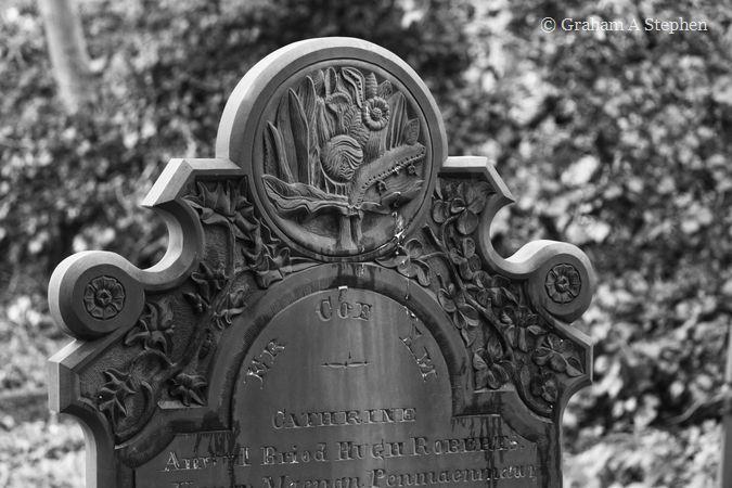 Erw Feiriol Cemetery, Llanfairfechan