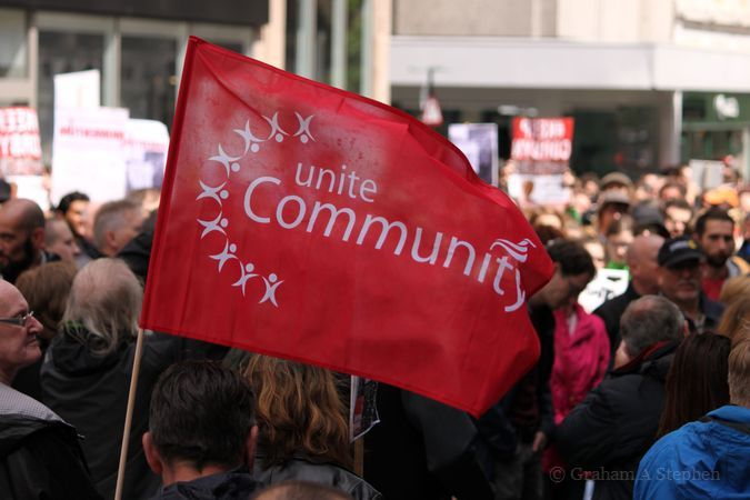 Corbyn Rally, Liverpool