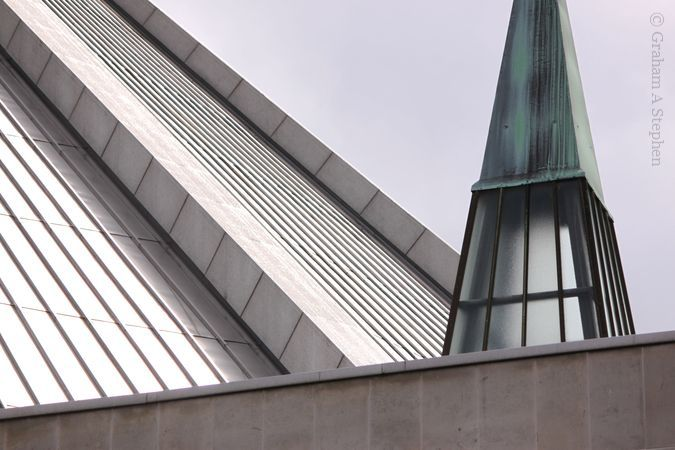 Metropolitan Cathedral, Liverpool