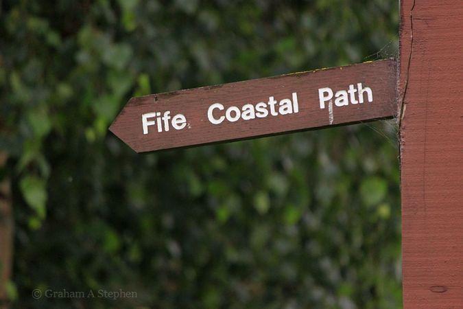 Fife Coastal Path, Newburgh