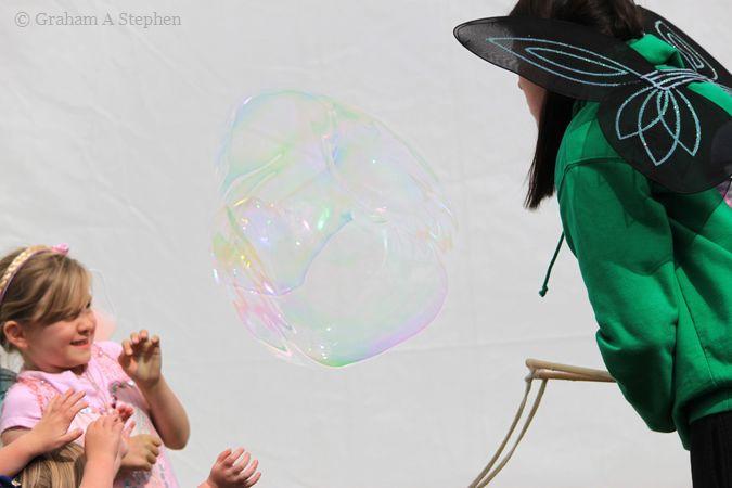 Dr Zig's bubbles