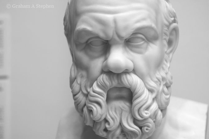 Socrates (unknown sculptor)