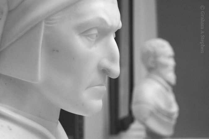 Dante Alighieri (unknown sculptor)