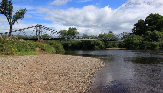 Memorial Bridge over the River Eden