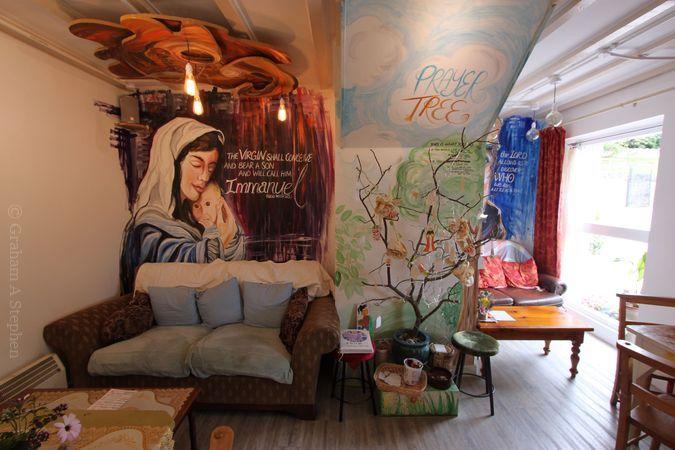 St Pio's Cafe