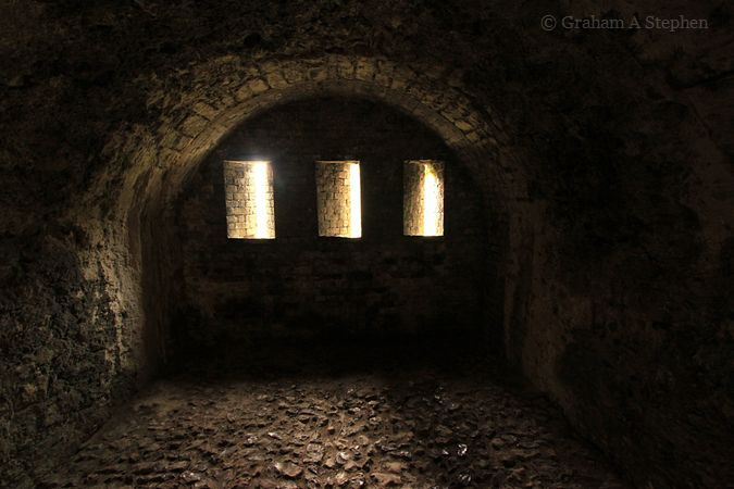 """The Medieval Tunnels"""