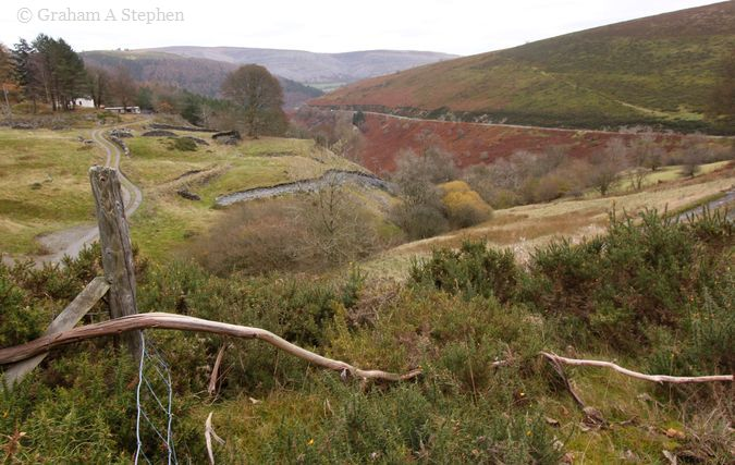 Horseshoe Pass, Llangollen