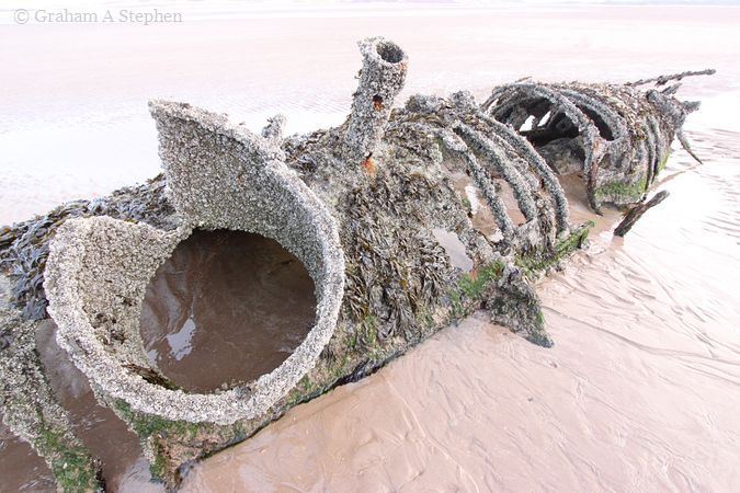The southerly wreck