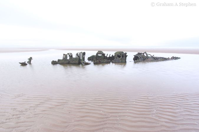 The northerly wreck